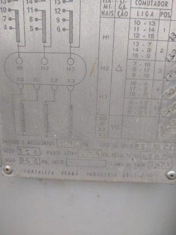 Vendo transformador 220/380  - Foto 2