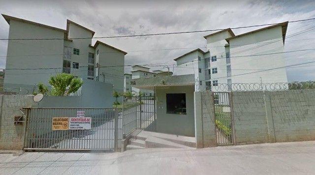 Apartamento em Jequitibá, Vespasiano/MG de 43m² 2 quartos à venda por R$ 132.000,00
