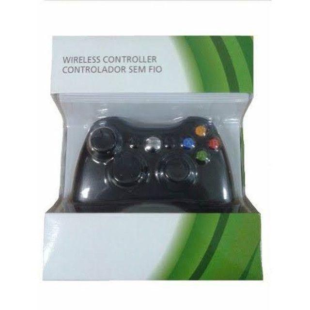 Wireless controller sem fio 360 - Foto 2
