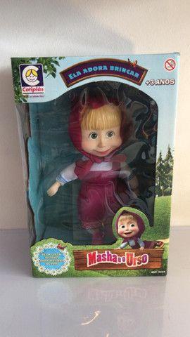boneca masha original - Foto 2