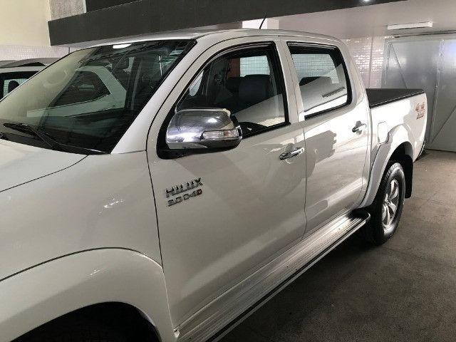 Hilux SRV 4x4 Aut. Diesel 2015 - Foto 2