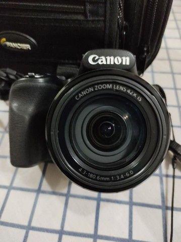 Máquina fotográfica Canon SX520 HS - Foto 2