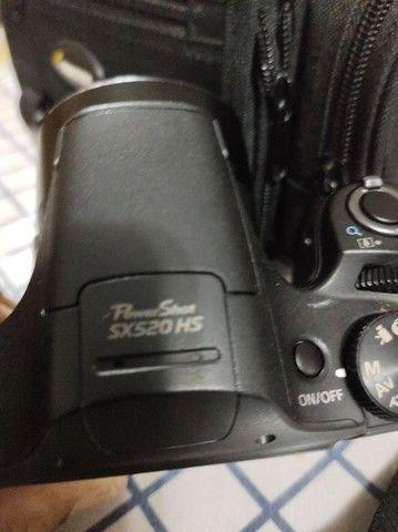 Máquina fotográfica Canon SX520 HS - Foto 3