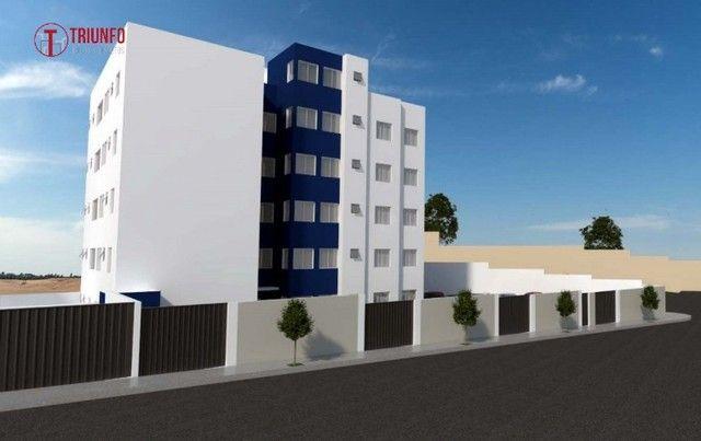 Apartamentos a venda no bairro Caiçara em Belo Horizonte-Cód 1557