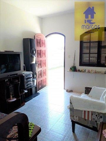 Casa para Venda em São Pedro da Aldeia, Nova São Pedro., 2 dormitórios, 1 banheiro, 5 vaga - Foto 4