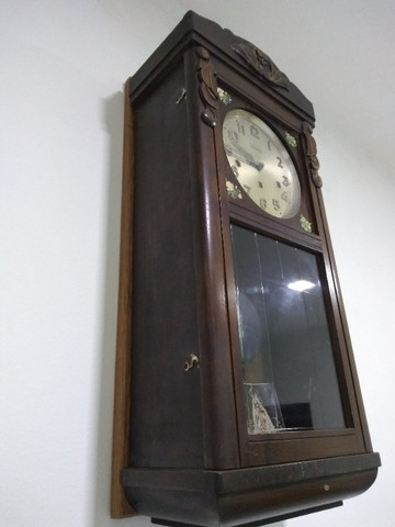 relógio antigo - Foto 4