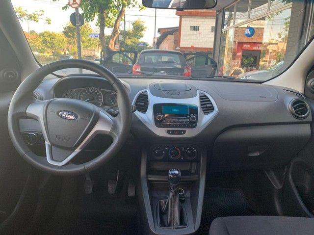 Ford Ka 1.0 SE Plus (Flex) - Foto 13