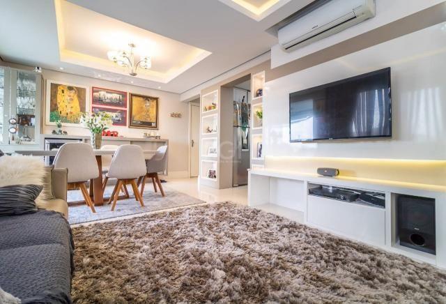 Apartamento à venda com 2 dormitórios em Jardim europa, Porto alegre cod:KO13937 - Foto 4