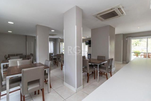 Apartamento à venda com 3 dormitórios em Jardim lindóia, Porto alegre cod:EL56352496 - Foto 10