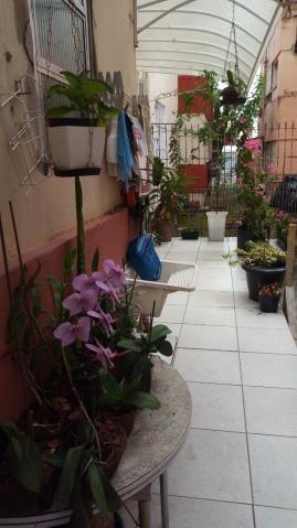 Apartamento à venda com 2 dormitórios em São sebastião, Porto alegre cod:JA1014 - Foto 4