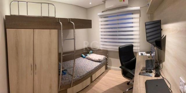 Apartamento à venda com 3 dormitórios em São sebastião, Porto alegre cod:SC12864 - Foto 5