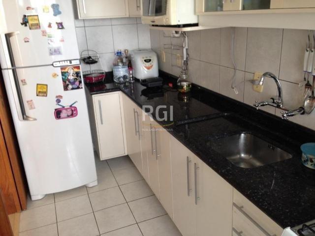 Apartamento à venda com 2 dormitórios em São sebastião, Porto alegre cod:LI50876785 - Foto 13