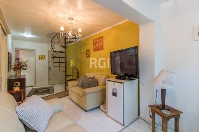 Apartamento à venda com 2 dormitórios em São sebastião, Porto alegre cod:EL50868367 - Foto 2
