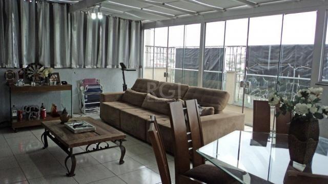 Apartamento à venda com 3 dormitórios em São sebastião, Porto alegre cod:EL56356472 - Foto 10