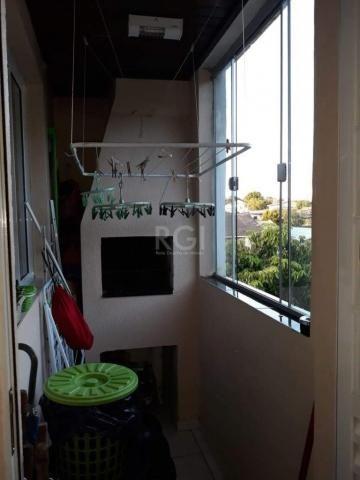 Apartamento à venda com 2 dormitórios em Vila bom princípio, Cachoeirinha cod:LI50879351 - Foto 10