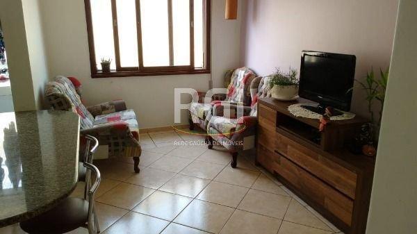 Apartamento à venda com 2 dormitórios em São sebastião, Porto alegre cod:NK18628