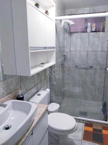 Apartamento à venda com 1 dormitórios em Cristo redentor, Porto alegre cod:HT517 - Foto 9
