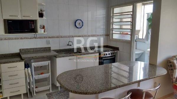 Apartamento à venda com 2 dormitórios em São sebastião, Porto alegre cod:NK18628 - Foto 4