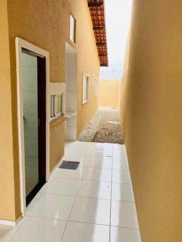 JP casa nova com 89m² com 2 quartos 2 banheiros a 15 minutos de messejana - Foto 10