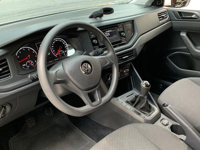 Volkswagen POLO 1.0 FLEX 12V 5P 2020 Novissimo com apenas 12 mil km - Foto 7