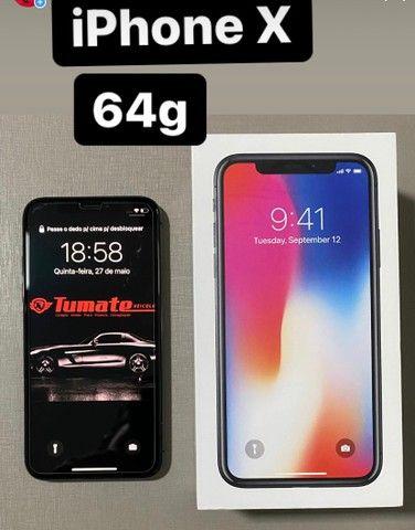 iPhone X 64g - Foto 2