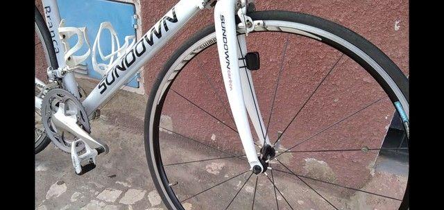 speed sundow kit fibra de carbono - Foto 5