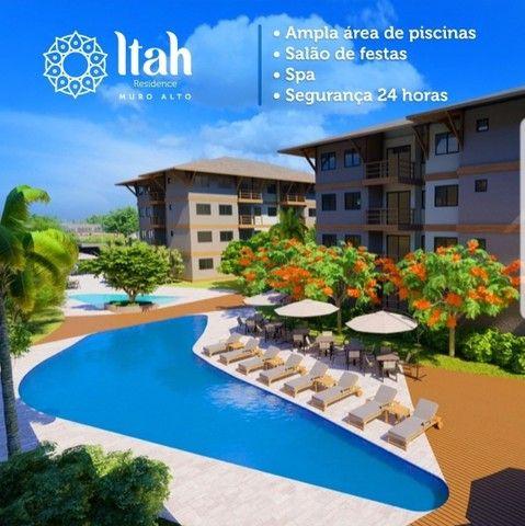 Flat com 2 dormitórios à venda, 56 m², térreo por R$ 630.000 - Praia Muro Alto, piscinas n - Foto 19