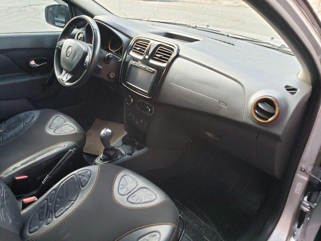 Renault Sandero Stepway  1.6 2019 automático  - Foto 8