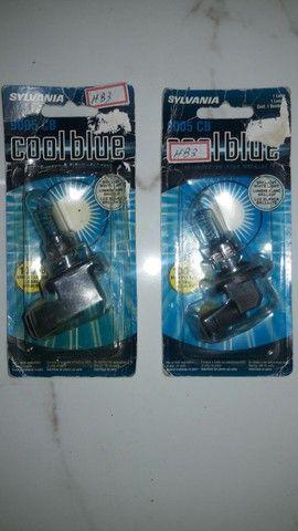 Lâmpadas H7 Hb3 e Hb3 led - Foto 2
