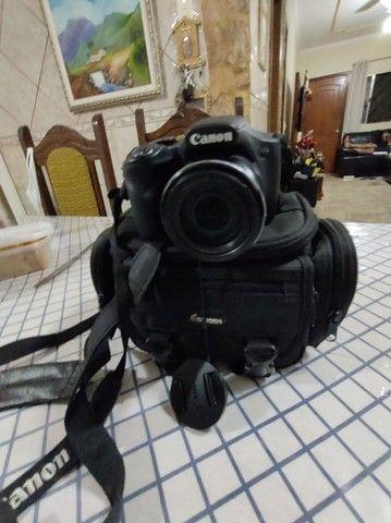 Máquina fotográfica Canon SX520 HS - Foto 4
