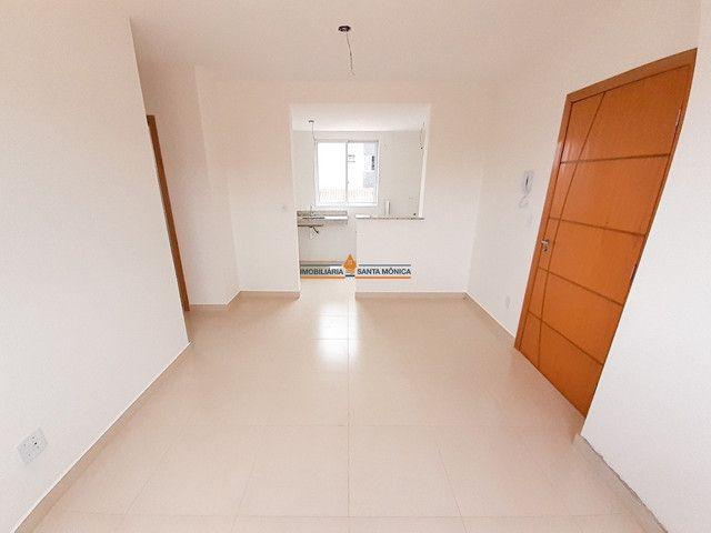 Apartamento à venda com 2 dormitórios em Jardim dos comerciários, Belo horizonte cod:17800 - Foto 2