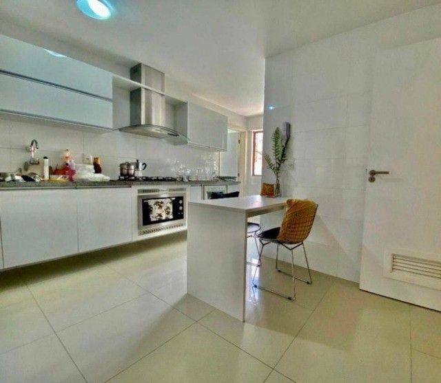 Apartamento com 3/4 + DCE, nascente - 140m² - Foto 7