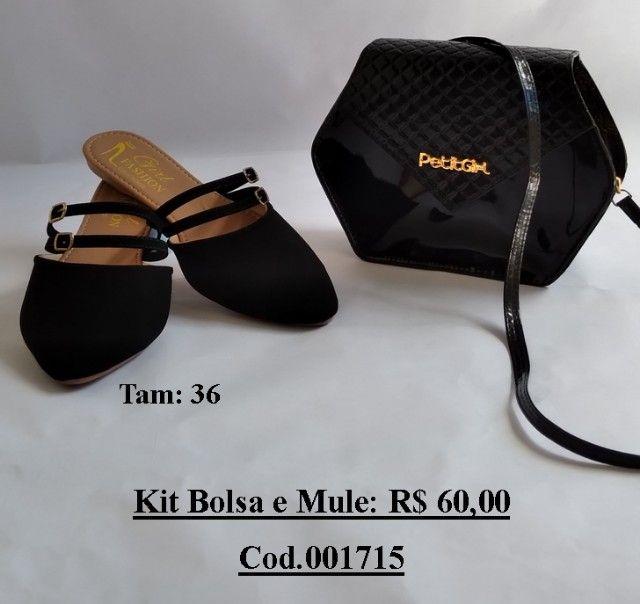 Kit Mule + Bolsa