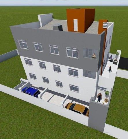 Apartamento em Afonso Pena, São José dos Pinhais/PR de 48m² 2 quartos à venda por R$ 190.0 - Foto 2