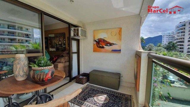 Villas da Barra - Pan Paradiso/Apartamento com 3 dormitórios à venda, 68 m² por R$ 540.000 - Foto 2