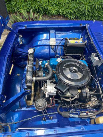 Opala 4cc 75 76 Placa Preta Colecionador Original  - Foto 5