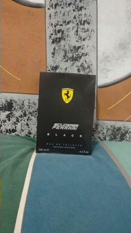 Perfume Cuba Invictus e Ferrari Black Original 125ml - Foto 2
