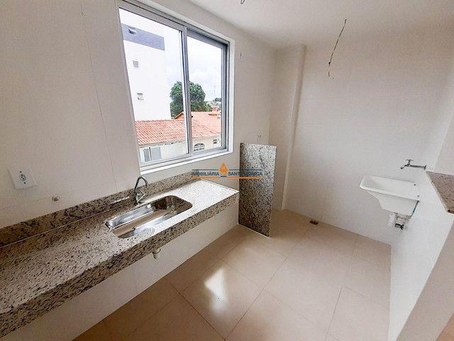 Apartamento à venda com 2 dormitórios em Jardim dos comerciários, Belo horizonte cod:17800 - Foto 10