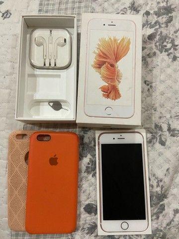 iPhone 6s 32 gb tenho nota fiscal - Foto 2