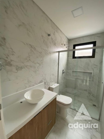 Casa em condomínio com 4 quartos no Condomínio Vila Toscana - Bairro Oficinas em Ponta Gro - Foto 8