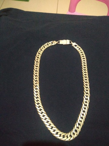 Cordão de prata 250g - Foto 2