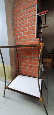Mesa de ferro - Foto 2