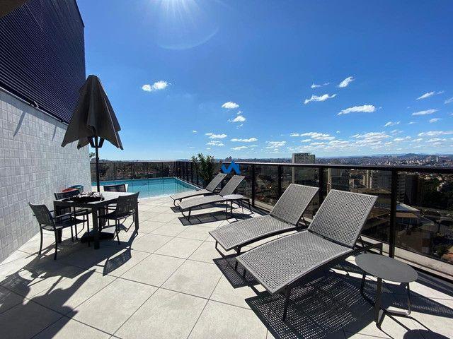 Apartamento à venda com 1 dormitórios em Santa efigênia, Belo horizonte cod:ALM1442 - Foto 8