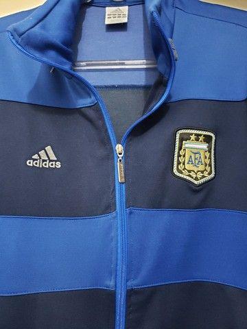 Moleton original seleção Argentina  - Foto 3
