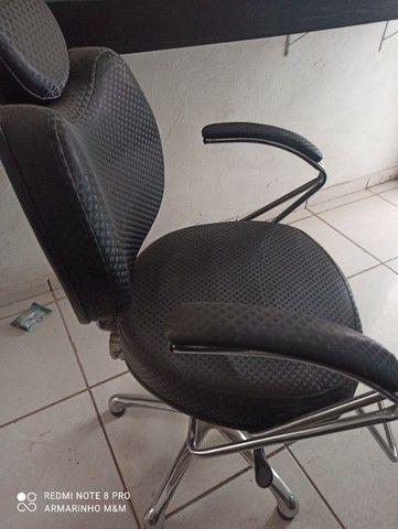 Cadeira cabeleireira - Foto 2