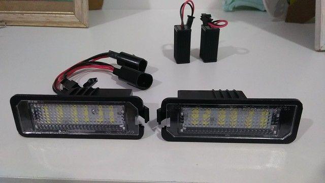 Luz de placa de LED Polo - Foto 3