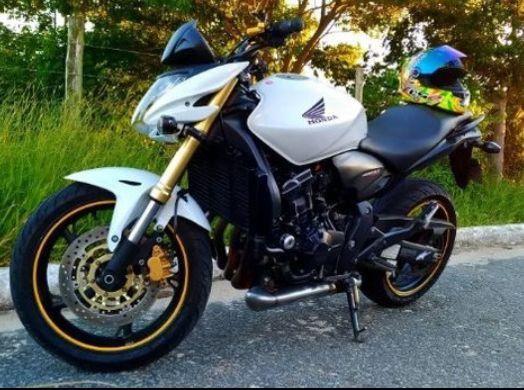 Vendo essa Honda CB 600F Hornet 2012 - Foto 2