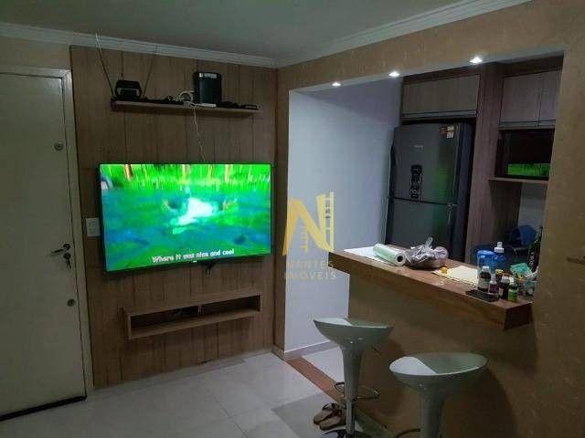 Apartamento em Vila Filipin, Londrina/PR de 49m² 2 quartos à venda por R$ 196.000,00