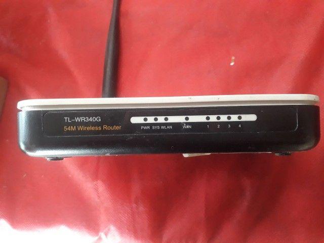 Roteador TP-Link - Foto 4