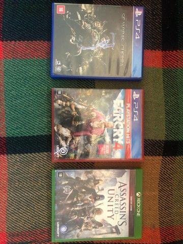 Jogos PS4/Xbox One